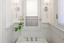 bathrooms / by Lynn Butler Beling