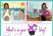 Mom Bloggers / My favorite mom bloggers, blogging events and top tips. / by Diary of a First Time Mom