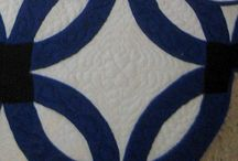 Wedding, Heirloom, Wedding Ring Quilts / Ideas for wedding quilts, wedding dress quilts and other heirloom quilts