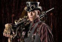 Steampunk art / Everything I find about steampunk / by Spartaco Albertarelli