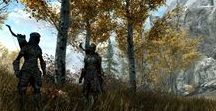 TES V Skyrim Screenshots / A summary of screenshots that I took of my own playthrough. Enjoy and feel free to fav or pin.