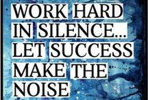 Wise Words / Shut up and listen / by Glenda Waterworth