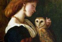 """Owlishness / """"I rejoice that there are owls..."""" -- Henry David Thoreau"""