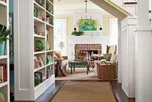 Lovely Spaces / Beautiful homes, rooms, and outdoor places.
