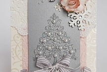 Cardmaking Christmas / Christmas cards galore / by Laurie Powers Ketler