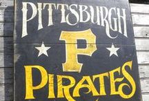 Pirates / Pirates and other sports / by Becky O