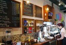 Coffee Shops Portfolio