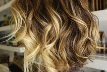 Hair and beauty / by Mallie Delk