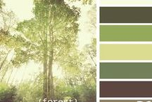 Color Swatches / by Nicole Howard