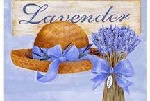 I ♥ Lavender Around Me!!!!
