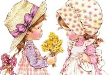 ♥ Sarah Kay / Holly Hobbie