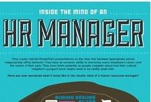 HR Infographic / Le infografiche dedicate alle Risorse Umane più significative del web