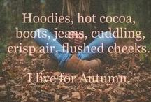 Fall / by Julie Hayslip Willis