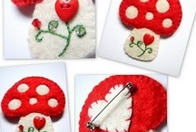 felt it !!!!! / all crafts that are made in felt fabric / by crafts/crafts and more crafts of all kinds Haines