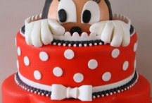cakes for kids  / by crafts/crafts and more crafts of all kinds Haines