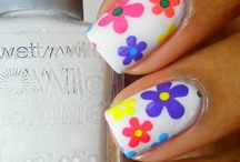 Nail Designs / by Sharon Chapman