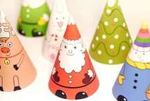 christmas paper crafts / by crafts/crafts and more crafts of all kinds Haines