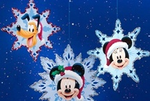 Disney Christmas¸.•*¨*☆¸¸.•*¨*☆ / by crafts/crafts and more crafts of all kinds Haines