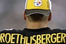 Pittsburgh Steelers! / by Becky O