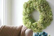♥ Wreath  / ♥ ♥ ♥