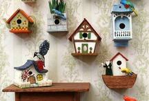BIRDHOUSES / by Sharon Chapman