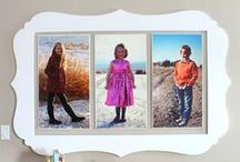 Love Picture Projects / I love pictures, so, of course, I want a collection of awesome picture projects for gifts and display!