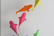 Artistic: Origami / by Jeanette Swalberg