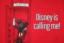 Disney / by Becky O