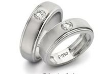 Platinum Love Bands & Platinum Jewelry by Jewelove / Platinum Love Bands by Jewelove are beautifully designed couple wedding bands for the bride & the groom crafted in Platinum (Pt 950 only). We also showcase Platinum engagement rings, necklace sets, platinum chains & even a collection of platinum bangles! Check out the complete collection at https://www.jewelove.in/collections/platinum-wedding-bands