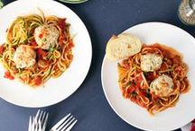 Spiralized Recipes / by Brittany Angell