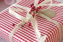 ♥ Christmas Crafts & Wrap / ♥