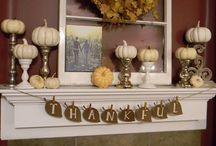 Thanksgiving  / by Julie Hayslip Willis