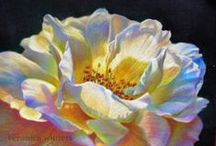 Artistic: Colored Pencils / by Jeanette Swalberg