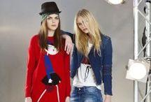 Love Moschino Fall/Winter 2014-2015 pre-collection / Love Moschino Fall/Winter 2014-2015 pre-collection #lovemoschino #fall #winter #fashion