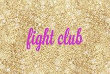 fight club / girls' summer Bible study group