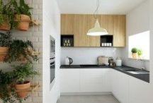 Kitchen / by Amanda Perez Macedo Delgado
