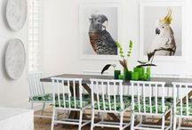 Dining room / by Amanda Perez Macedo Delgado