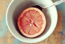 Fruit / Beautifully styled images of fruit