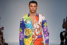 Moschino Uomo S/S 15 Fashion Show