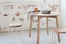 Eating spaces / Beautiful and inspiring spaces to enjoy your meals.