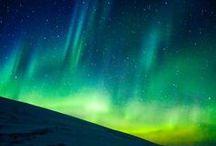 Aurora / 一生に一度は見てみたいオーロラ。今年をその年にしませんか?