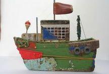 Jolly Nautical / Nautical themed art