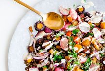 Salads  / Eat more greens