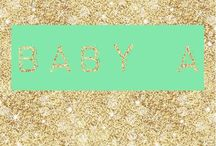 Baby A / baby abercrombie {coming march 2016}