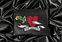 Love Moschino Fall/Winter 2015 accessories / Love Moschino Fall/Winter 2015 accessories - See more on www.moschino.com