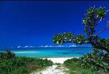 沖縄 石垣島--Ishigaki Okinawa-- / 『島遊びの楽園』石垣島。八重山諸島の島めぐりの拠点。きれいな海とゆる~い空気を味わう旅を。