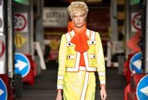 Moschino Spring/Summer 2016 / Moschino Spring/Summer 2016 Fashion Show  See more on www.moschino.com!