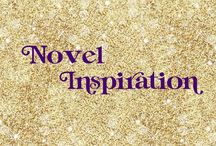 novel inspiration / things to inspire my writing!