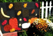 Fall Loveliness / Fall ideas, decorating, outdoor ideas, autumn bliss / by Debbie Booth