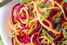 FOOD -- vegetarian / by Sydney True Smith